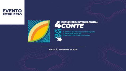 Comunicado oficial sobre el 4to Encuentro Internacional de Técnicos Electricistas
