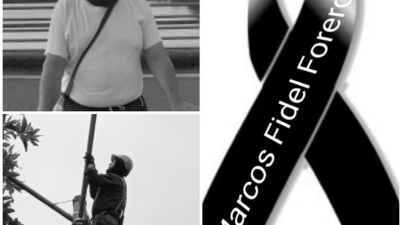 ATEPG agradece la vida de Marcos Fidel Forero
